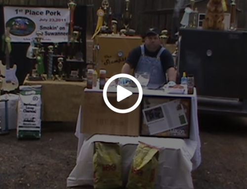 2013 Stump's BBQ Team Pitmaster Video